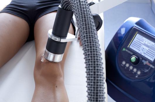 Ultrasuonoterapia_Verona_ginocchio_infiammazione_articolare